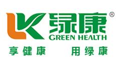 道成阿米巴成功案例-绿康胶粘剂有限公司logo