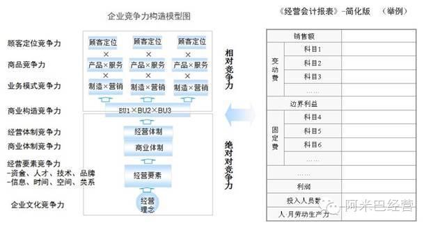 大型企业会计组织结构