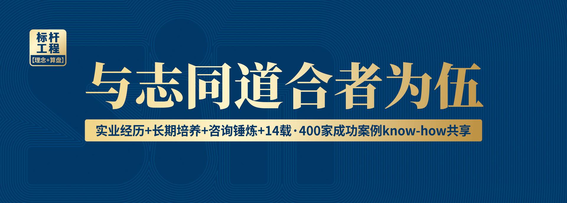 广州道成咨询-道成咨询公司简介-阿米巴咨询团队banner