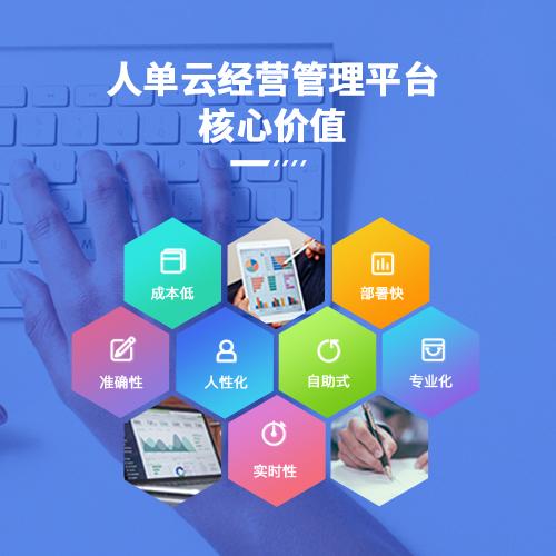阿米巴软件-人单云经营管理平台